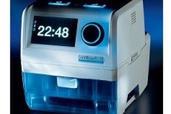 DeVilbiss DV64 Blue Auto CPAP