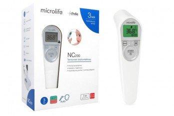 Microlife NC 200 Temassız Dijital Ateş Ölçer